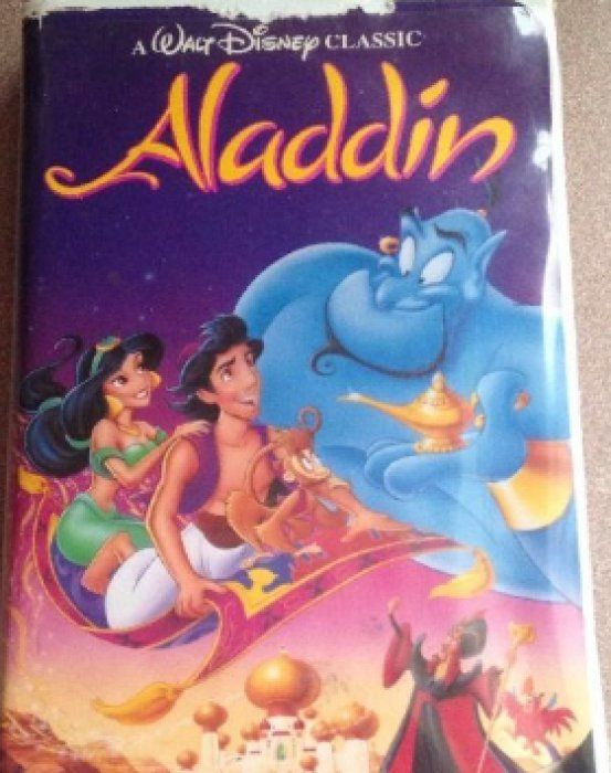 Here are the top 5 most ridiculousy priced Disney VHS tapes