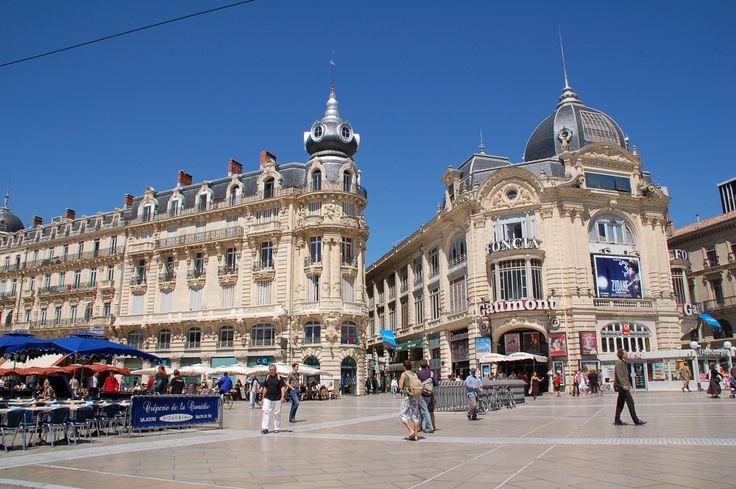 ville de France...Montpellier
