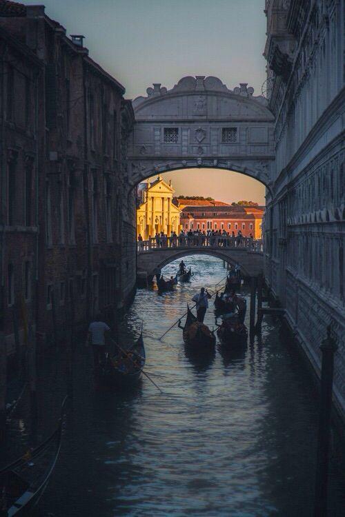 Rio di Palazzo,Venice, Italy