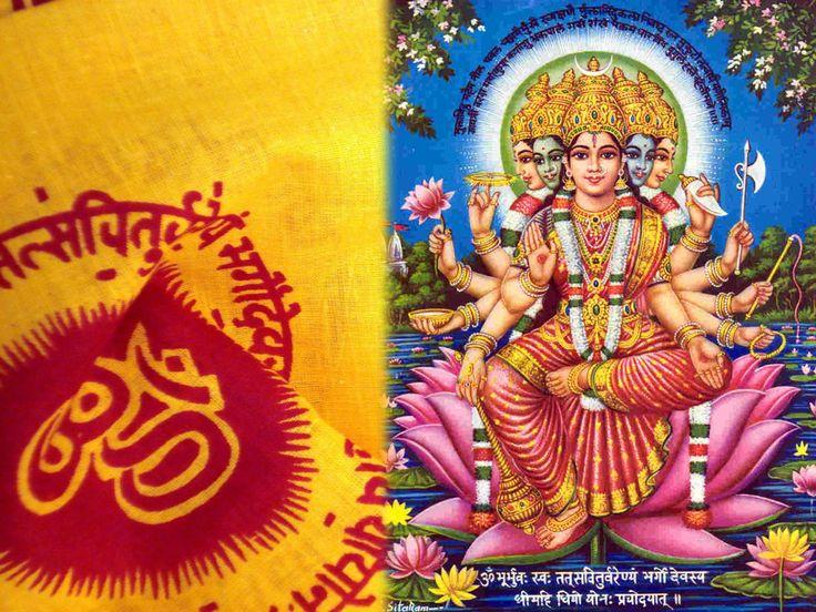 Goddess Gayatri Live Wallpapers Download