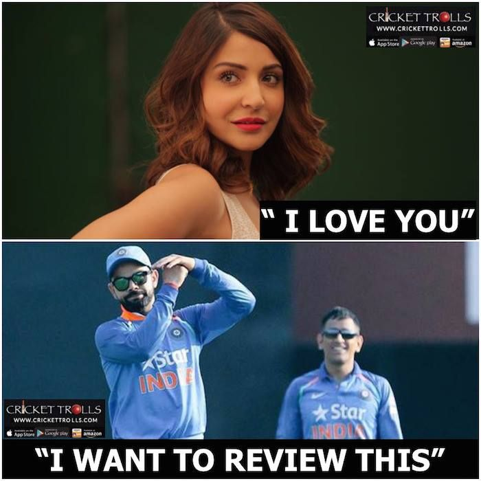 Virat Kohli these days :) For more cricket fun click: http://ift.tt/2gY9BIZ - http://ift.tt/1ZZ3e4d