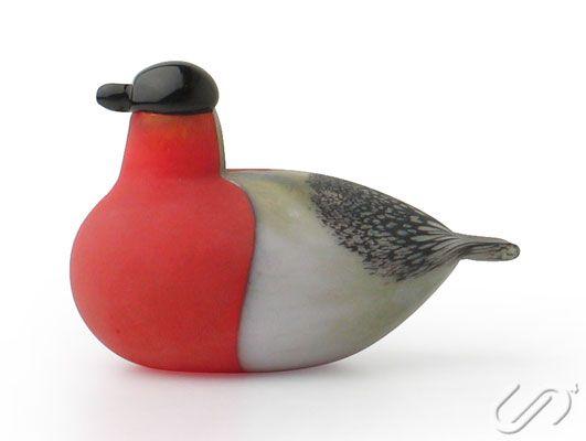 iittala Birds by Oiva Toikka Bullfinch. Since 1994.