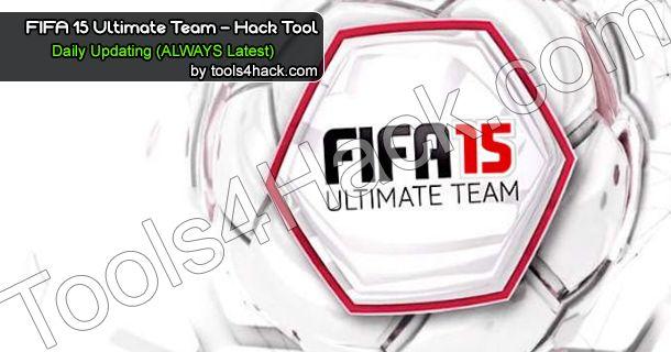 FIFA 15 Ultimate Team iOS Hack will generate COINS and Points! Check our FIFA 15 Ultimate Team iOS Hack right now! FIFA 15 Ultimate Team iOS Hack / Cheats. http://tools4hack.com/fifa-15-ultimate-team-ios-hack-cheats-v4-2-version/
