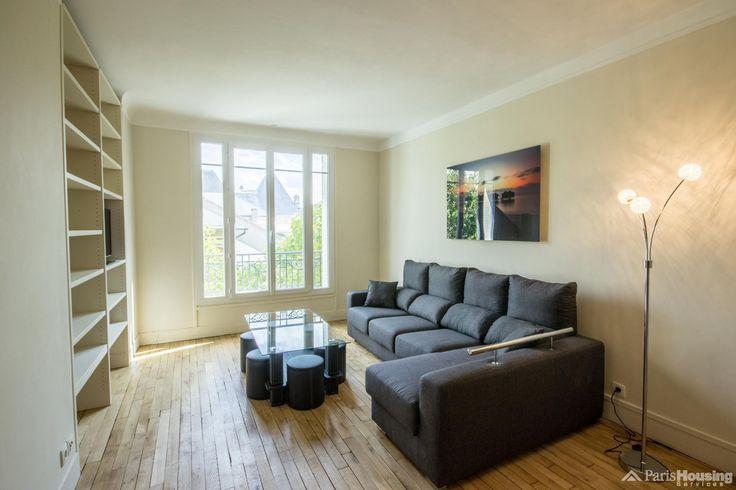 Boulogne-Billancourt - furnished 2 bedroom apartment - ref: 140996 #Boulogne-Billancourt #Furnished #bedroom #apartment #Meublé #Appartement #Louer #Rental http://www.paris-housing.com/fr/locations/appartement/140996