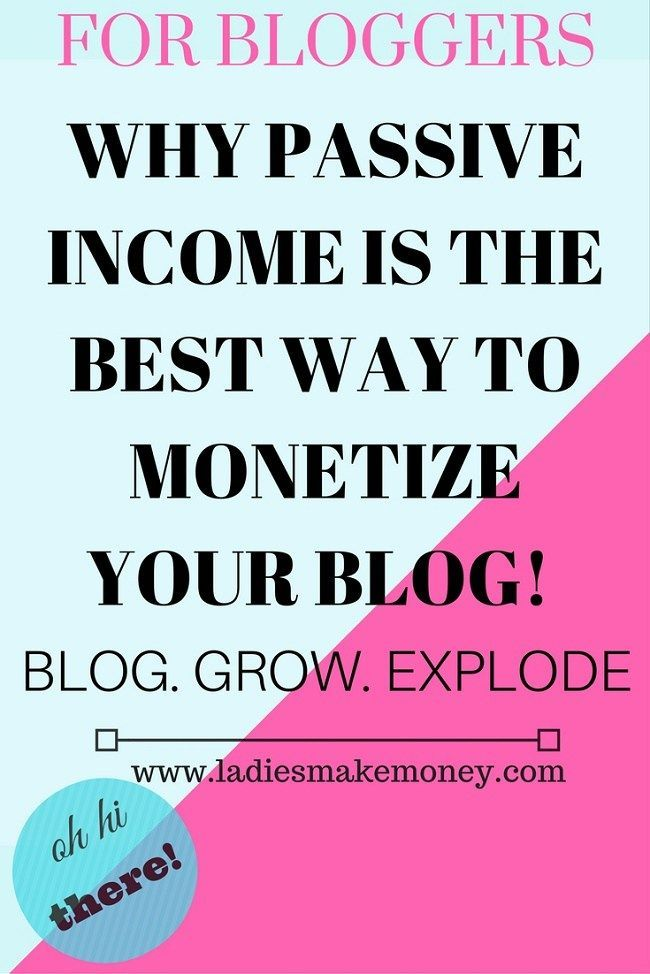 Earn Money From Home Passive income streams ideas for bloggers. Why passive income is the best way to monetize your blog and make money online! You may have signed up to take paid surveys in the past and didn't make any money because you didn't know the correct way to get started!