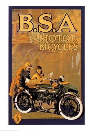 Motos BSA