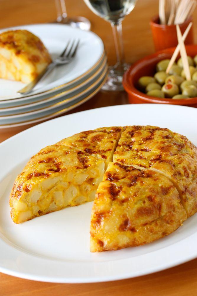 Przepis na tortillę de patatas