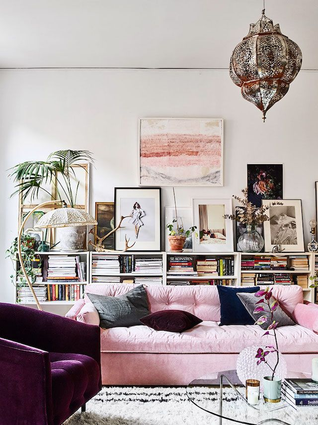 My Scandinavian Home / The beautiful Stockholm home of Amelia Widell  // #Architecture, #Design, #HomeDecor, #InteriorDesign, #Style