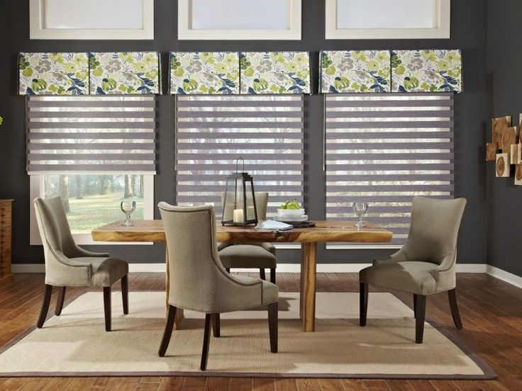 Curtain Ideas For Casual Dining Room