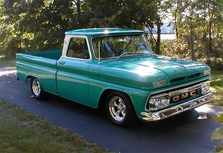 Pic Request: teal/turquoise (stock color) trucks - Page 2 - The 1947 - Present Chevrolet & GMC Truck Message Board Network