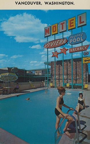 Riviera Motel - Vancouver, Washington