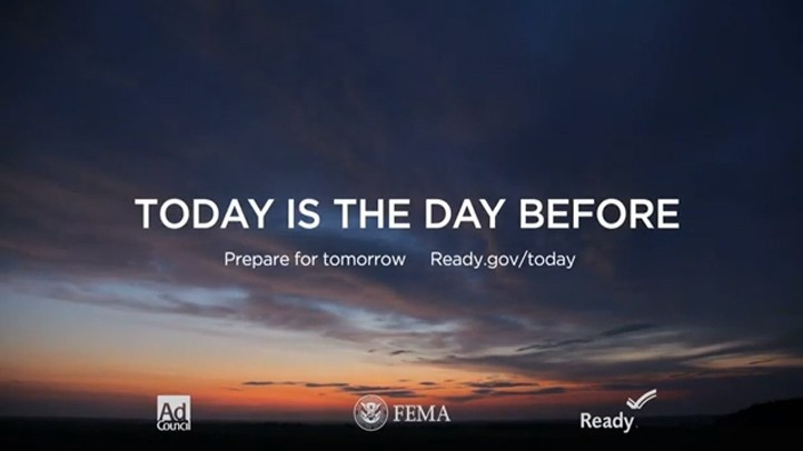 Great Preparedness Tips from FEMA really helpful