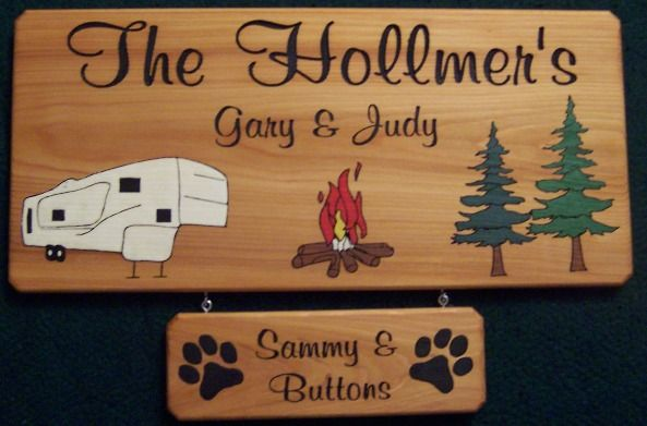 1000 Ideas About Camping Signs On Pinterest Camp Signs
