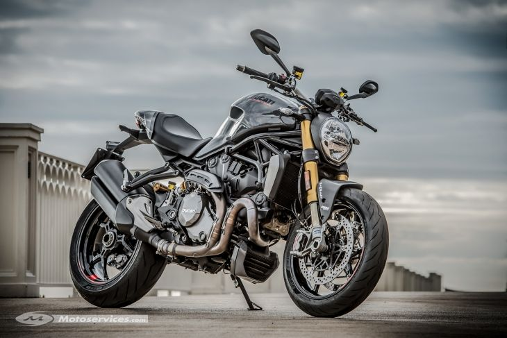 Essai Ducati Monster 1200 2017