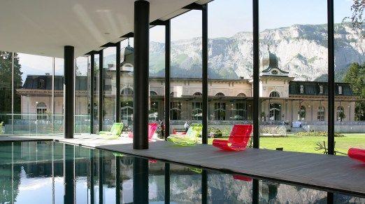 Waldhaus Flims Mountain Resort & Spa