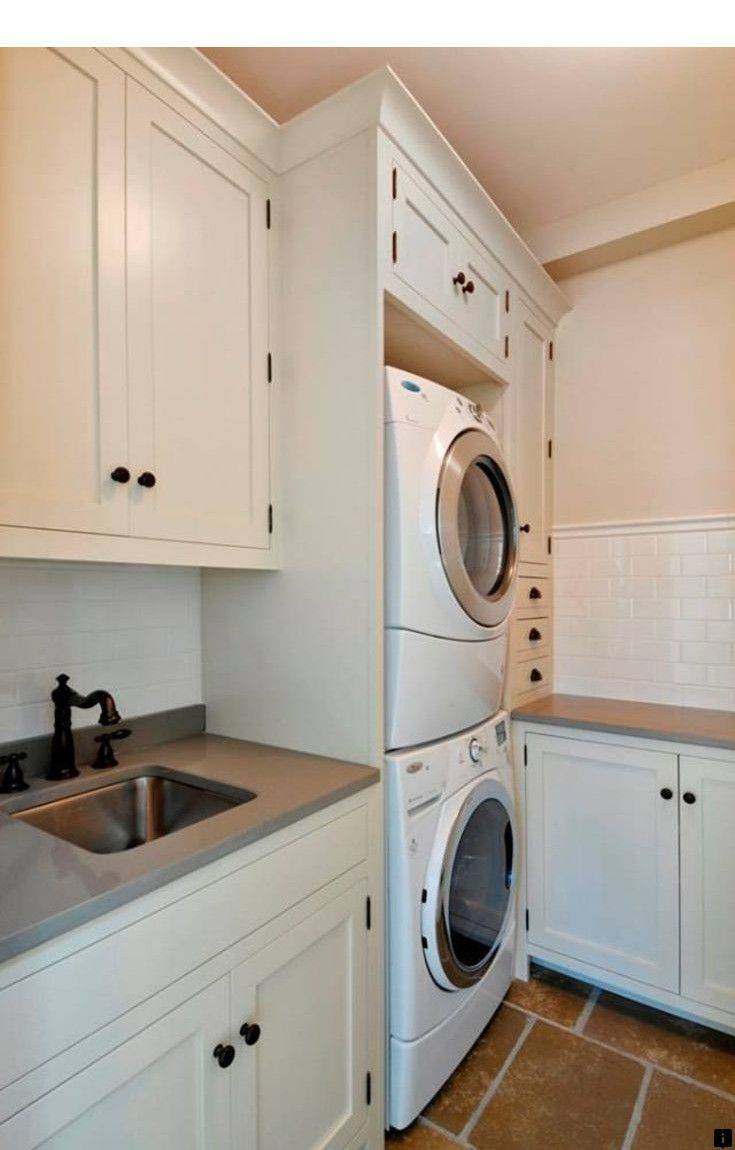 Click On The Link To Get More Information Washing Machine Height Follow The Link For More Information Our We Laundry Room Storage Stackable Washer Dryer Small Laundry Rooms