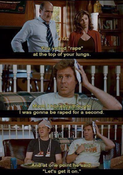 Stepbrothers. Haha this is so funny