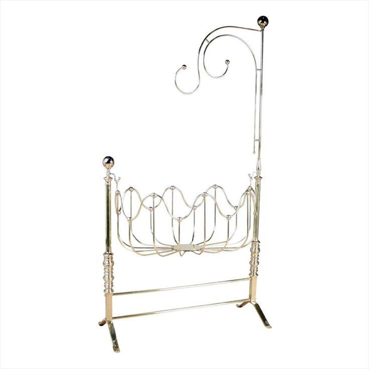 8 best Vintage Cradles, Cribs, Bassinets, Moses Baskets and Linens ...