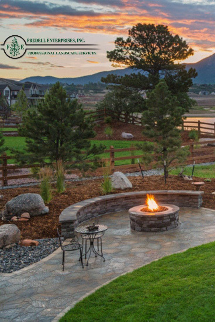 Is your yard ready for a makeover? At Fredell Enterprises