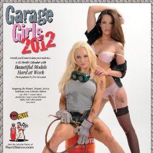 Garage Girls 2012 PinUp Model Calendar by Jim Gianatsis. $24.99. Publisher: FastDates.com Calendars; 2012 16-Month Calendar starts Sept 2011 edition (July 1, 2011). Publication: July 1, 2011