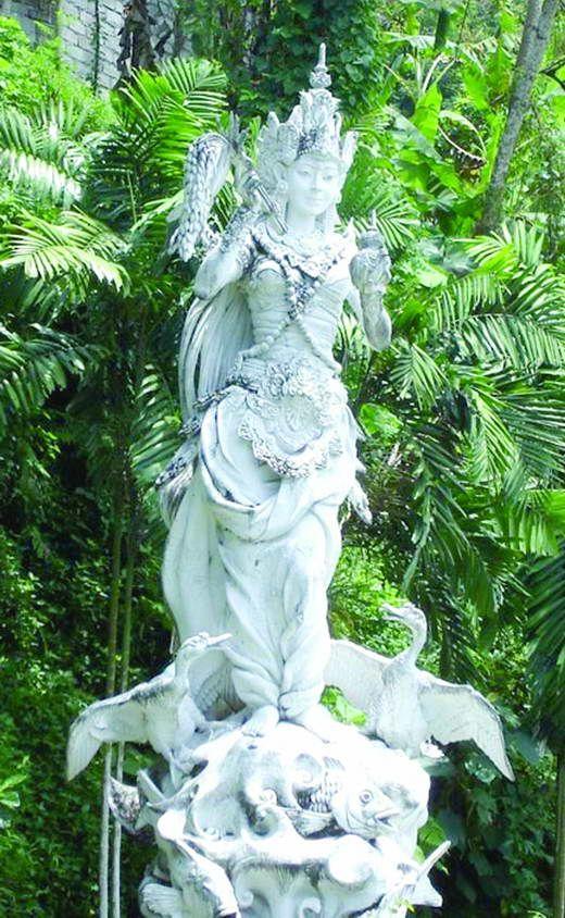 Saraswati Holy Day in Bali