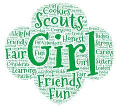 17 Best images about Girl Scouts on Pinterest | Clip art, Pine and ...