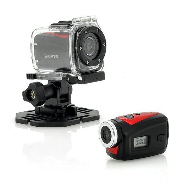 720P Outdoor Sports Mini Helmet Camera Action Cam Recorder Waterproof DVR #UnbrandedGeneric