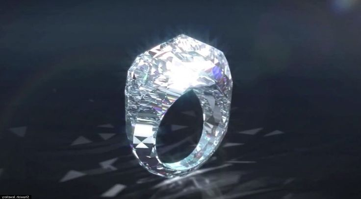The Biggest Diamond Ring Ever Made