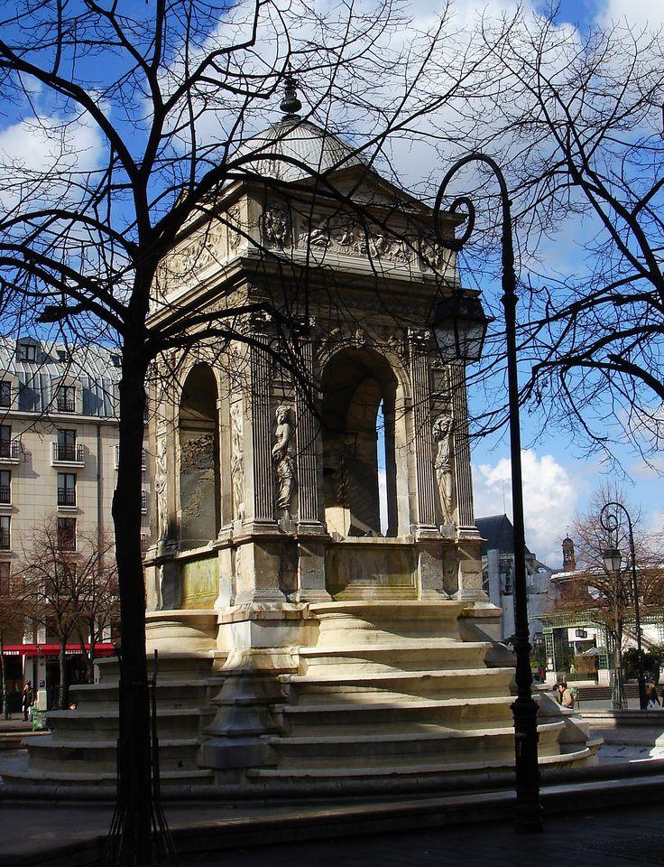 visite du quartier des Halles Montorgueil et de sa canopée. http://visite-guidee-paris.fr