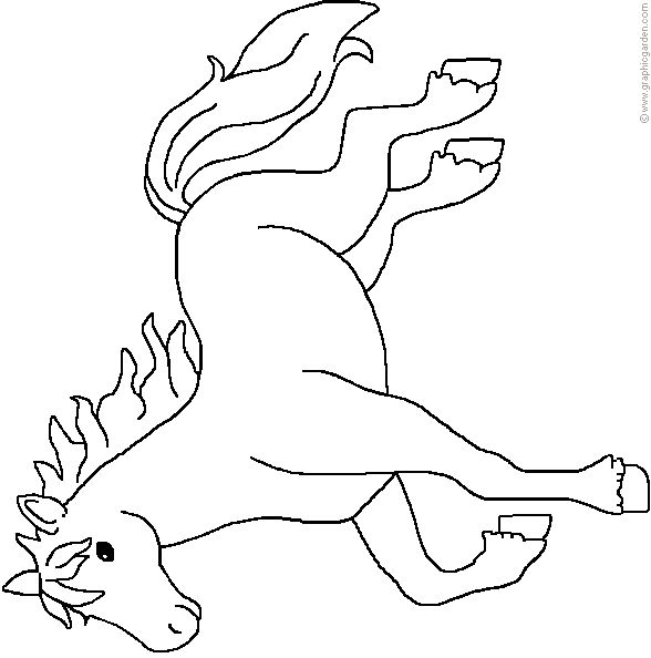 Free Horse Cutouts | Free patterns for crafts/coloring pages