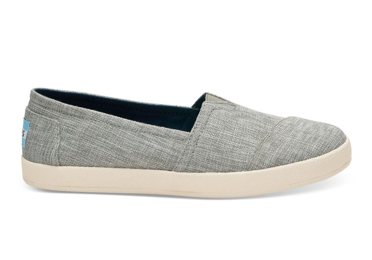 The Avalons feature all the slip-on goodness of TOMS Classics, with added comfort and stability.