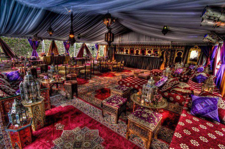 Persian Party Decorations | Mon rêve : Quand je me suis rendue compte à l'évidence qu'un ...