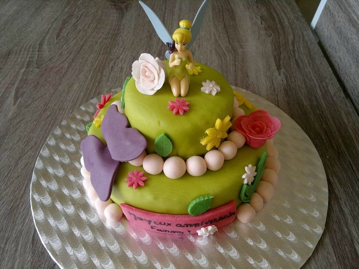 Faire un gateau peter pan