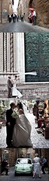 Wedding in Italy Wedding in Orvieto #wedding #italy @italyprestige.com