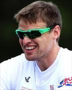 Alan Campbell - Rowing Bronze
