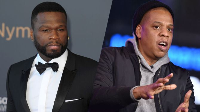 WATCH 50 Cent Hitting Jay-Z 4:44 Album