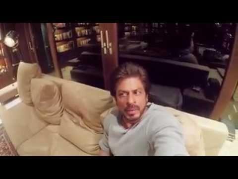 Shahrukh Khan Promoted phillauri movie