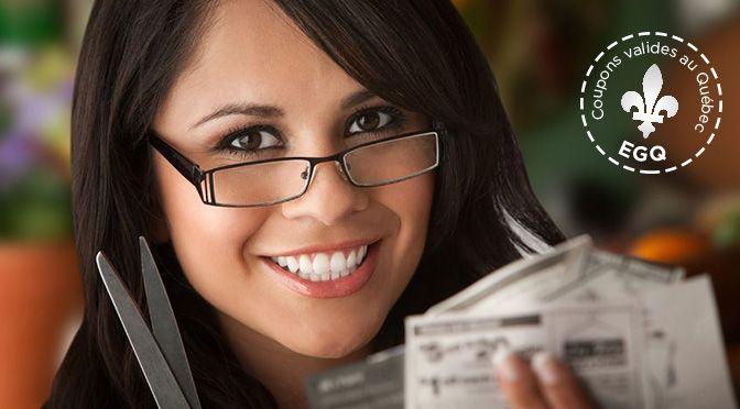 12 sites de coupons rabais à imprimer ou commander