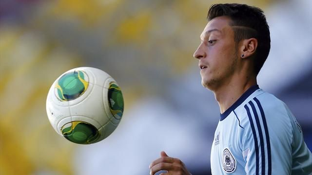 Gibbs: Ozil is next-level signing-Football-Premier League