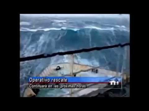Ola gigante barrió a un marino de nave científica en Costas de Maldonado, Uruguay (13/4/2013) - http://www.nopasc.org/ola-gigante-barrio-a-un-marino-de-nave-cientifica-en-costas-de-maldonado-uruguay-1342013/