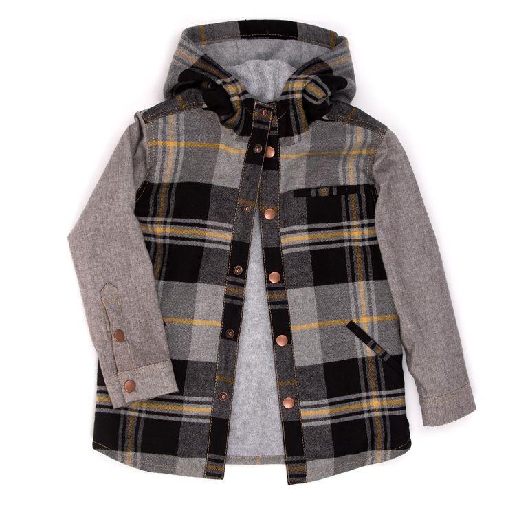 Jacket-shirt Удобная, теплая, мягкая куртка-рубашка на флисе, незаменима в  использовании на каждый день. #yumekidswear #yume #yumemoda #fashion #kids #дизайн #мода #дети #одежда #style #russia #fasionkids