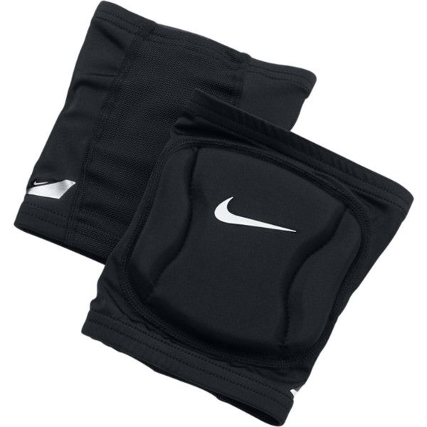 Nike Strike Volleyball Knee Pad - Black, XL ($20) ❤ liked on Polyvore
