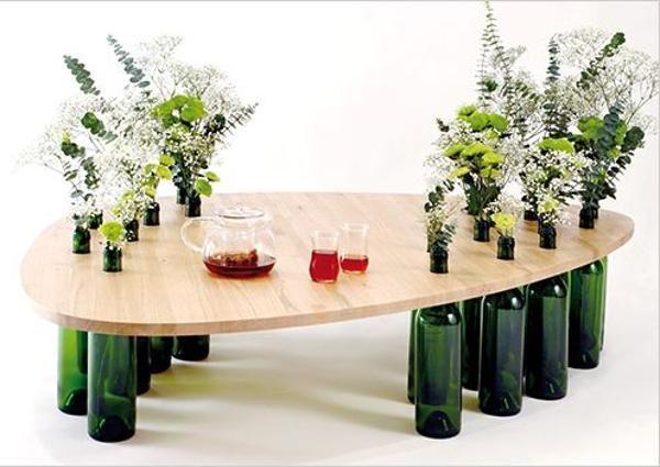 зеленые идеи и экологически чистые продукты для современного дизайна и декорирования интерьера