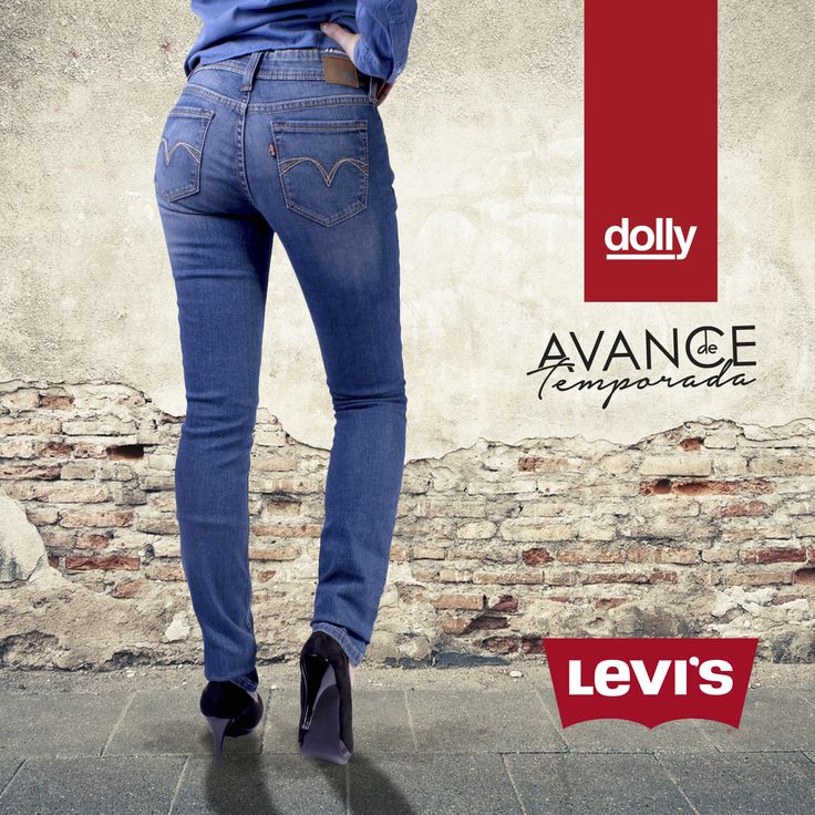dc864bd91a estilo los levis no pasa mujer jeans puerto jeans Levi s moda moda Algo son  montt Dolly ...