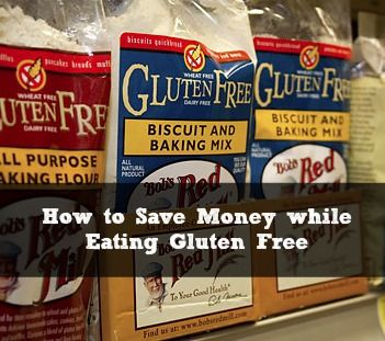 Are you eating #glutenfree? Are you tired of spending so much money - check out my tips on how to save money while eating Gluten Free!