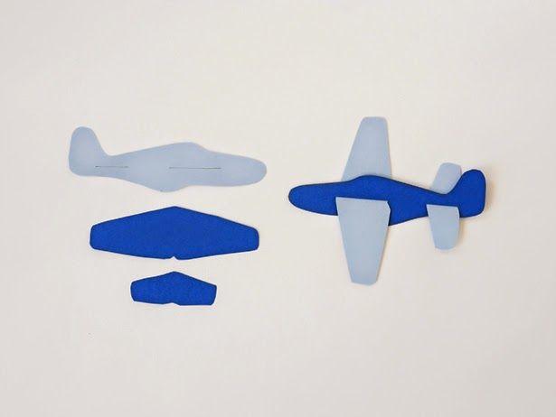 Okulöncesi Sanat ve Fen Etkinlikleri: OkulÖncesi Uçak Yapımı