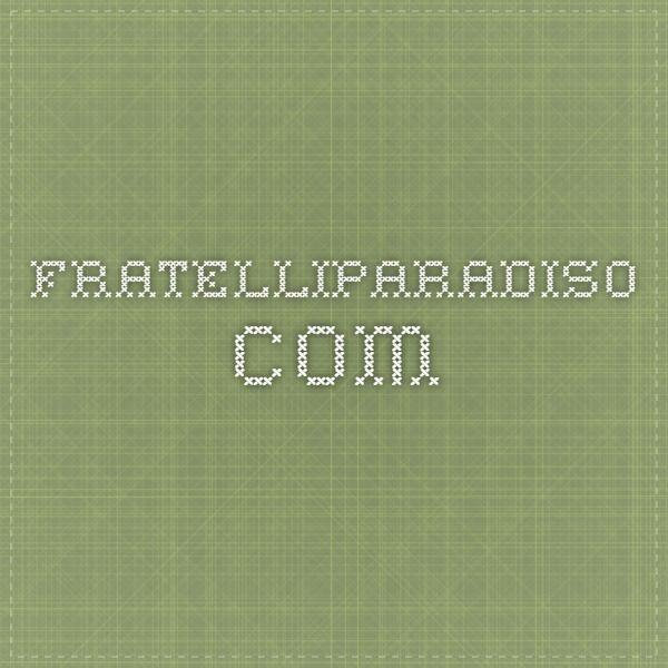 fratelliparadiso.com