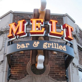 Melt Bar and Grilled, Cleveland, Ohio  .. if you EVER get the chance ... visit a Melt Bar and Grilled ... you Won't be sorry you did !!!