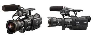 いいね!!!!!  JVC、ニコンFマウント採用の4Kビデオカメラ -AV Watch