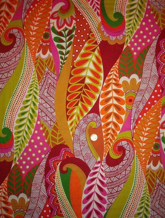 African pattern: Masai swirl pinned with Bazaart
